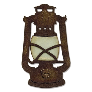Foto de Sizzix Bigz Die - Rustic Lantern