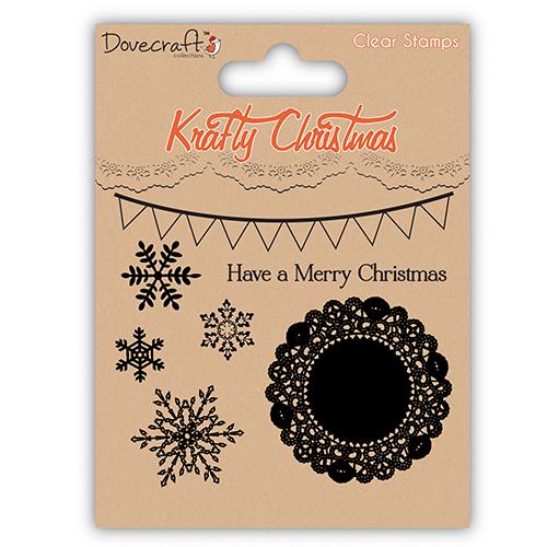 Foto de Krafty Christmas  Snowflakes Copos de Nieve