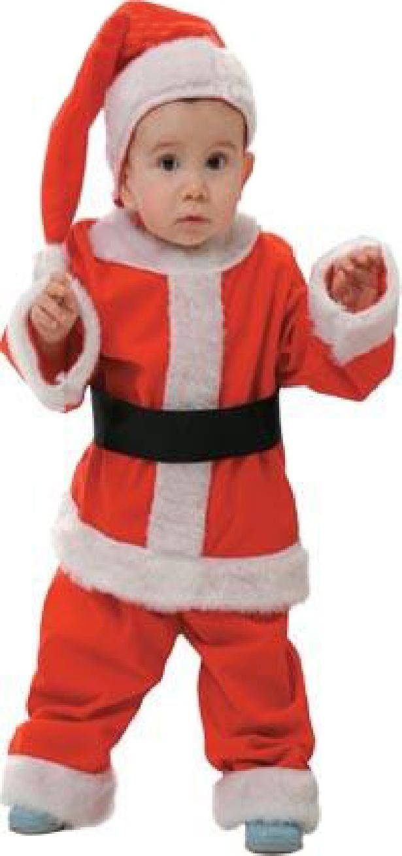 Foto de Disfraz Papá Noel niño